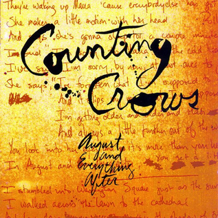 Counting Crows – August And Everything After LP