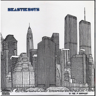 Beastie Boys – To The 5 Boroughs LP