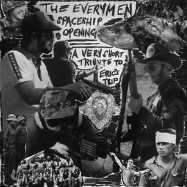Everymen The - Spaceship Opening: A Very Short Tribute to Eric's Trip 7''