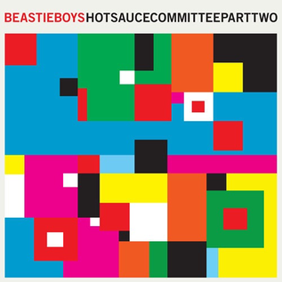 Beastie Boys -- Hot Sauce Committee Part Two LP