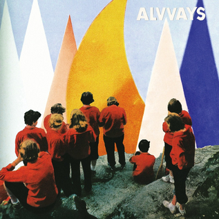 Alvvays ‎– Antisocialites LP clear with yellow vinyl