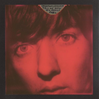 Courtney Barnett - Tell Me How You Really Feel LP red vinyl