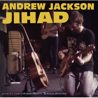 ANDREW JACKSON JIHAD -- LIVE AT THE CRESCENT LP