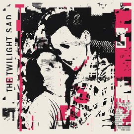 Twilight Sad -- It Won/t Be Like This All The Time LP indie version color vinyl