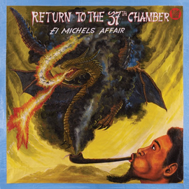 El Michels Affair - Return To The 37th Chamber LP
