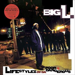 Big L – Lifestylez Ov Da Poor & Dangerous LP
