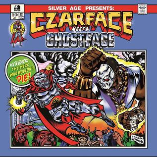 Czarface - Czarface Meets Ghostface LP