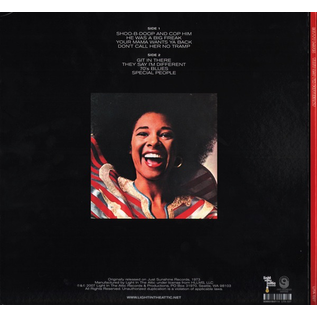 Betty Davis -- They Say I'm Different LP