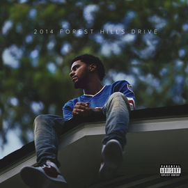 J. Cole -- 2014 Forest Hills Drive LP with download