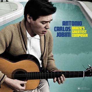 Antonio Carlos Jobim -- Brazil's Greatest Composer LP