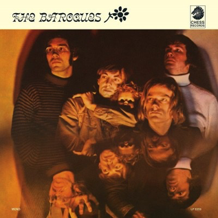 Baroques – The Baroques LP yellow vinyl