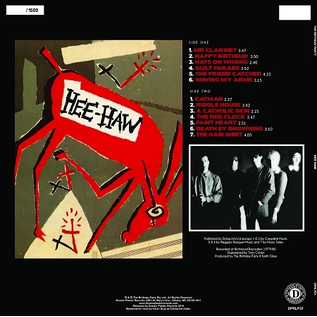 Birthday Party - Hee-haw LP 200g