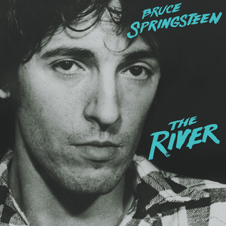 BRUCE SPRINGSTEEN - THE RIVER LP