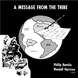 Wendell Harrison & Phillip Ranelin -- Message From The Tribe LP