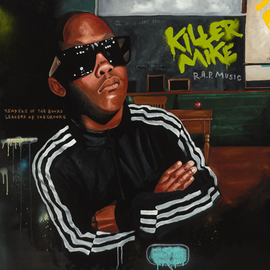 Killer Mike -- R.A.P. Music LP with download