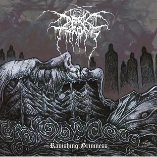 DARKTHRONE - RAVISHING GRIMNESS LP