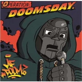 MF Doom  -- Operation: Doomsday LP with poster
