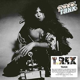 T. Rex -- Tanx LP