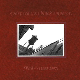 Godspeed You Black Emperor! -- F? A? -- LP
