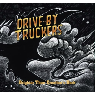 Drive-By Truckers ‎– Brighter Than Creation's Dark LP