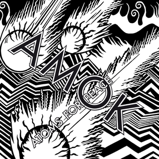 ATOMS FOR PEACE - AMOK LP deluxe
