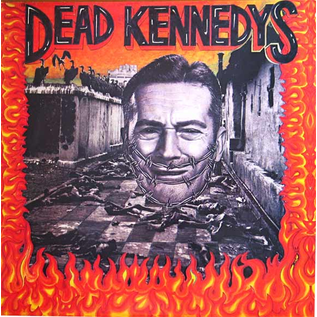 Dead Kennedys ‎– Give Me Convenience Or Give Me Death LP