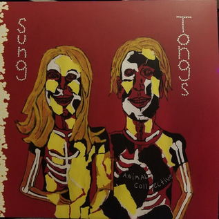 Animal Collective ‎– Sung Tongs LP