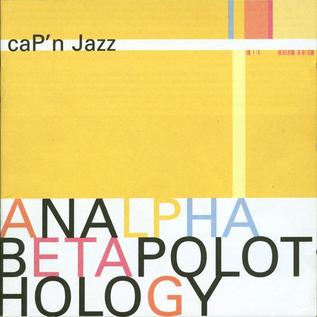Cap'n Jazz – Analphabetapolothology LP