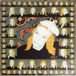 Brian Eno - Taking Tiger Mountain By Strategy LP