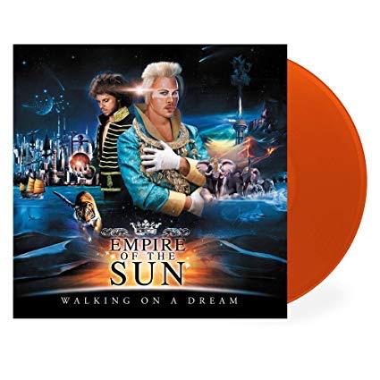 Empire Of The Sun Walking On A Dream Lp Blood Orange