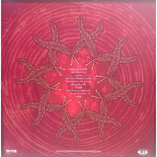 Baroness – Red Album LP olive green vinyl