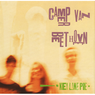 Camper Van Beethoven -- Key Lime Pie LP
