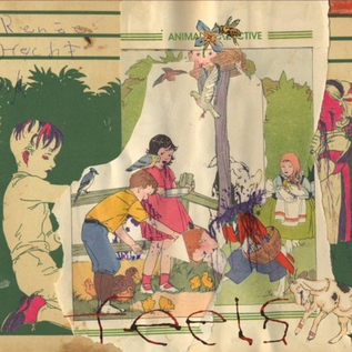Animal Collective -- Feels LP with download