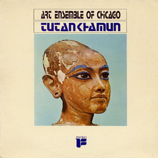 Art Ensemble of Chicago -- Tutankaman LP
