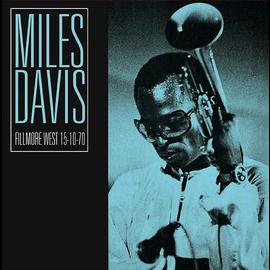MILES DAVIS - FILLMORE WEST 15-10-70 LP