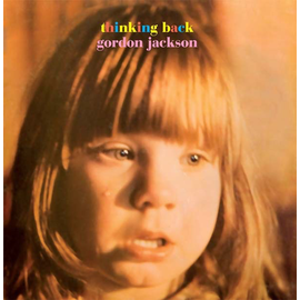 Gordon Jackson - Thinking Back LP with 7--