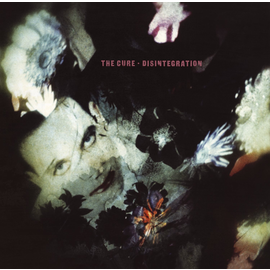 Cure -- Disintegration LP