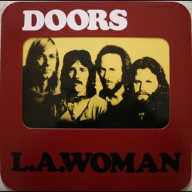 Doors -- L.A. Woman LP