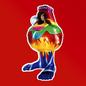 BJORK - VOLTA LP colored vinyl with download