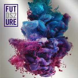 Future ‎– DS2 LP blue & purple vinyl