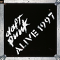 Daft Punk -- Alive 1997 LP