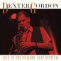 Dexter Gordon - Live At the Playboy Jazz Festival LP