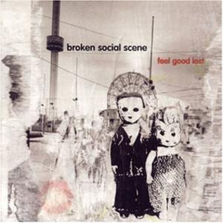 Broken Social Scene -- Feel Good Lost LP with download