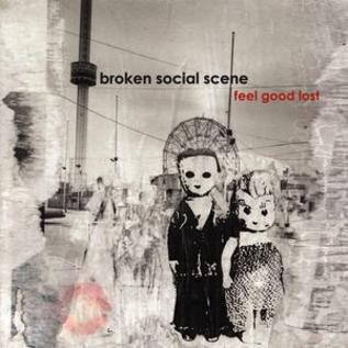 Broken Social Scene - Feel Good Lost LP