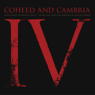 Coheed And Cambria -- Good Apollo I'm Burning Star IV | Volume One: From Fear Through The Eyes Of Madness LP