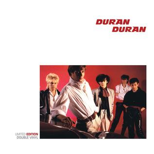 Duran Duran -- Duran Duran LP
