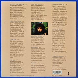 Cat Stevens – Tea for the Tillerman LP 50th anniversay edition