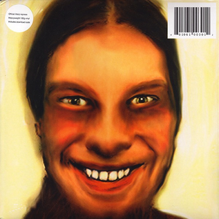 Aphex Twin -- ...I Care Because You Do LP