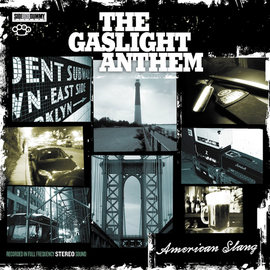 Gaslight Anthem -- American Slang LP with download