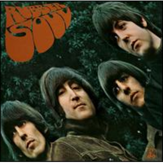 Beatles ‎– Rubber Soul LP